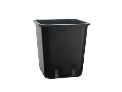 12804 1 plastic flower pot 20x20x23 5 7l