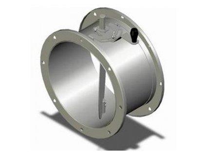 regulacni klapka pro prumer 100 mm