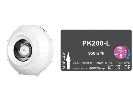 PK200 L