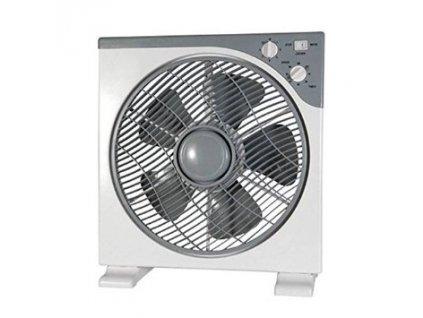 2361 ventilator fanline boxfan podlahovy oscilacni prumer 30cm