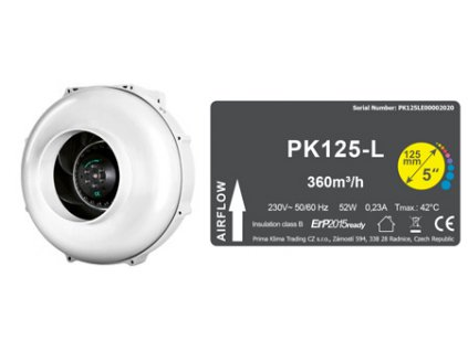 PK125 L