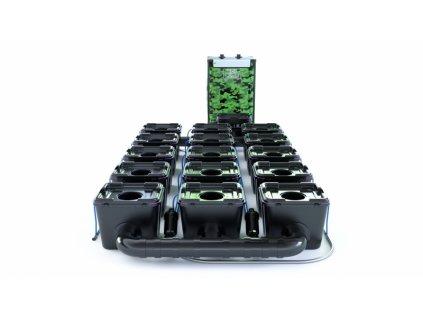 ALIEN RDWC PRO 15 Pot (Version 15 POT 34 liter)