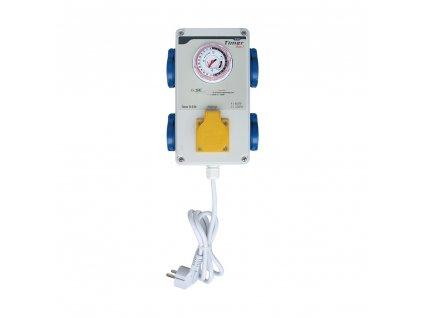 17390 2 gse timer box i 4x600w heating 220v