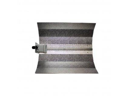 17420 1 hammer reflector set 470x470mm airontek