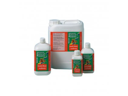 5427 ah growth bloom excellerator advanced natural power 5l