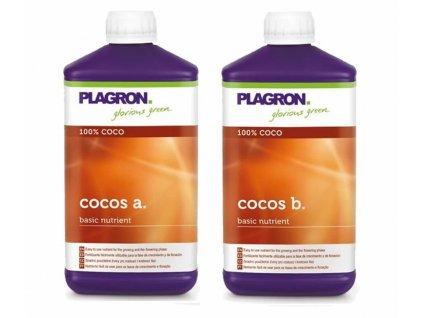 Plagron Cocos A + B. (Plagron Cocos A+B 10l)