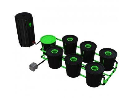 Alien 6 POT RDWC / RDWC XL (Version 6 POT RDWC 20 liter)