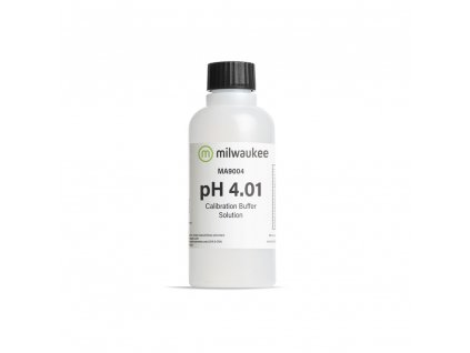 11003 milwaukee kalibracni roztok ph 4 01 230ml
