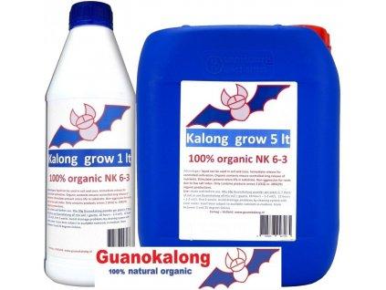 11075 kalong grow organic 5 l