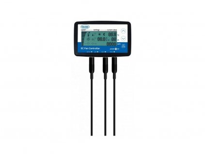 CAN LCD Speed Controller