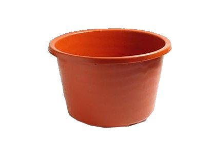 Brown bucket for aquasystem