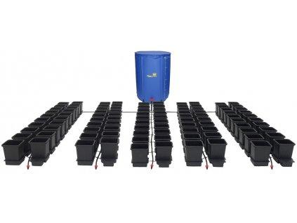 9855 1 100pot system with 750l flexitank