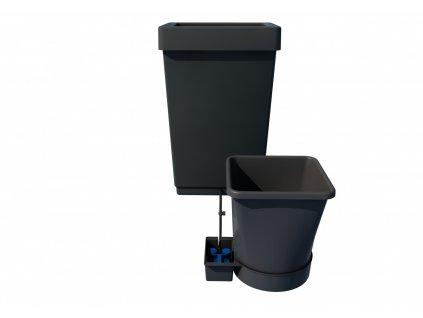 9873 1pot xl system with 47l plastic tank