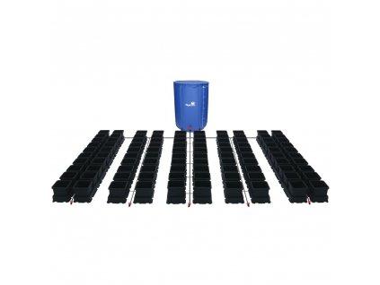9918 100pot easy2grow kit with 750l flexitank