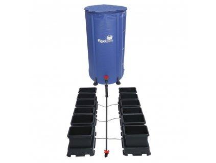 9924 12pot easy2grow kit with 100l flexitank