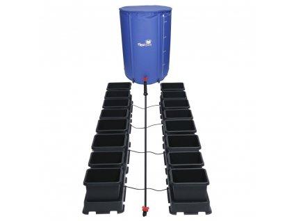 9930 16pot easy2grow kit with 225l flexitank