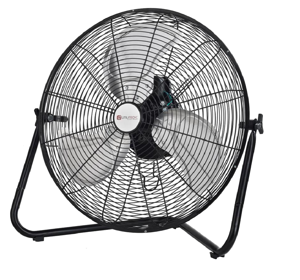 Circulation and Clip Fans