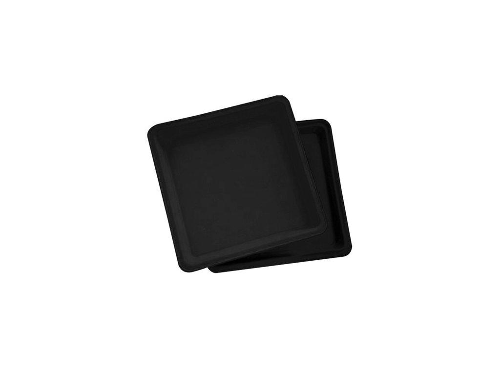 Square saucer 21cm
