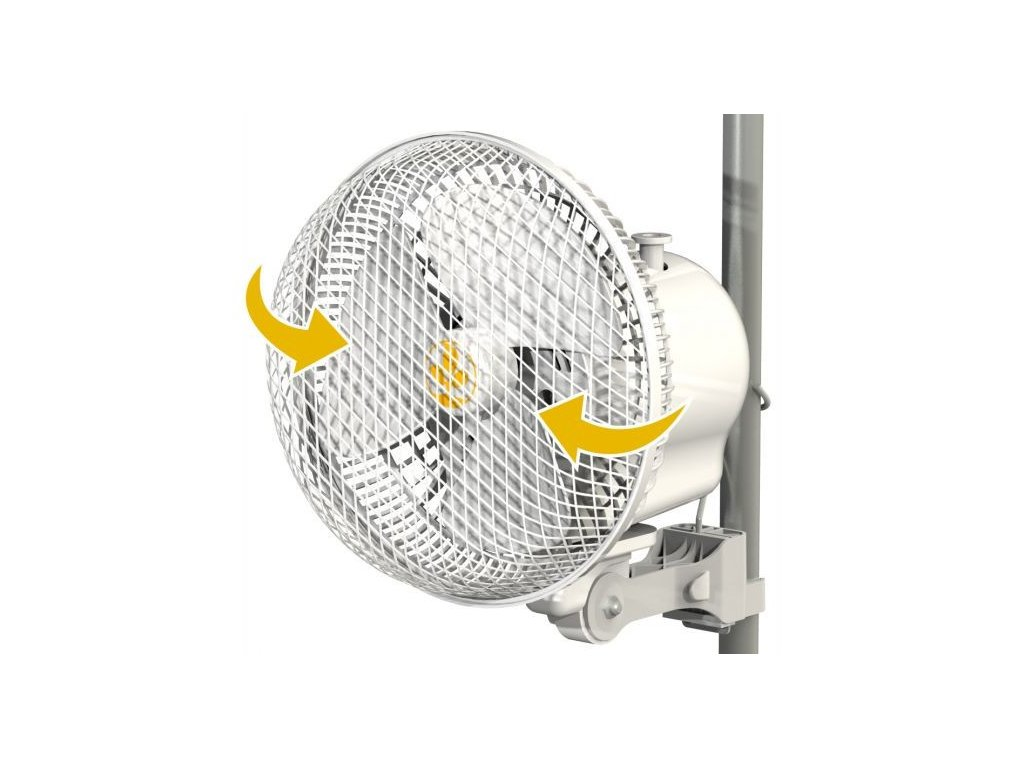 MONKEY Oscilating Two-Speed Fan 21cm/20w
