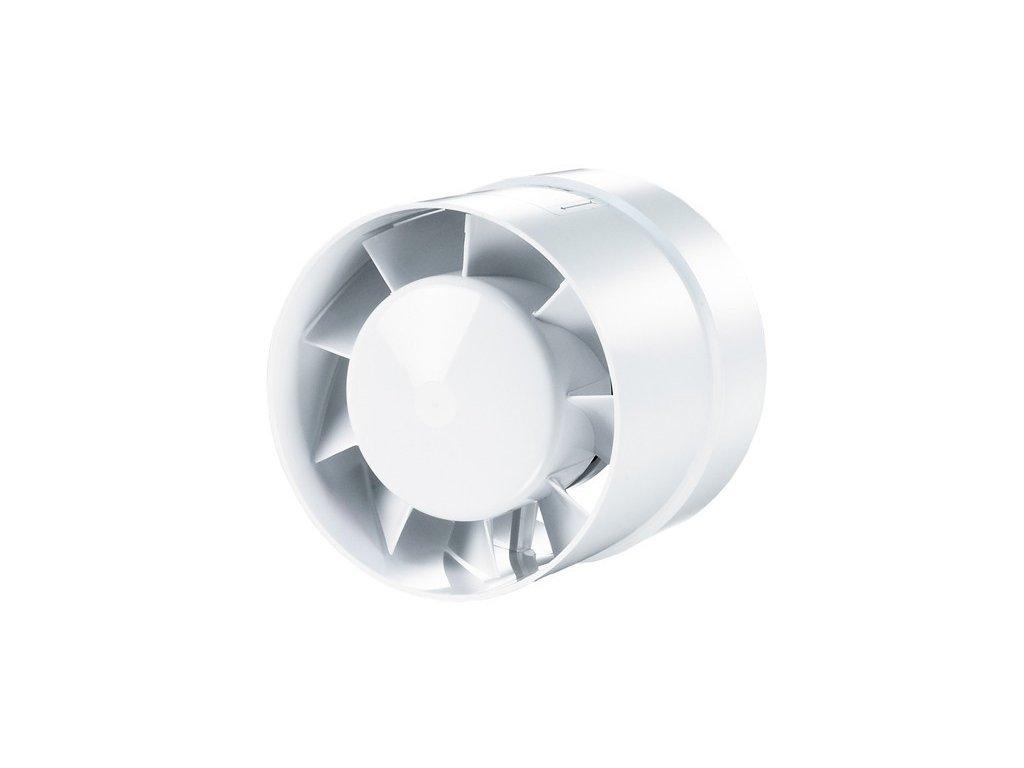 Ventilator VKO 125, 185m3/h, D=120, D1=129 mm