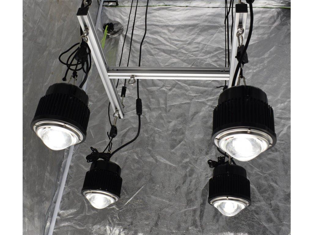 Optic LED 3x3 (90 x 90 cm) Optic Hang Kit (216w)