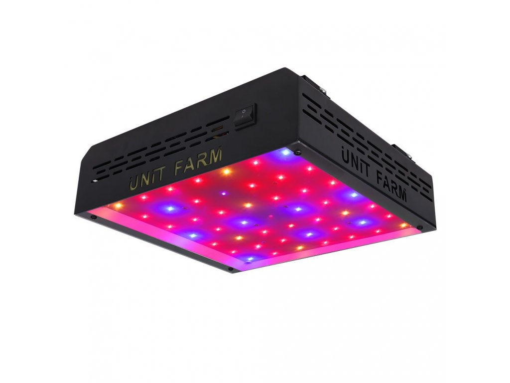 Unit farm led grow panel