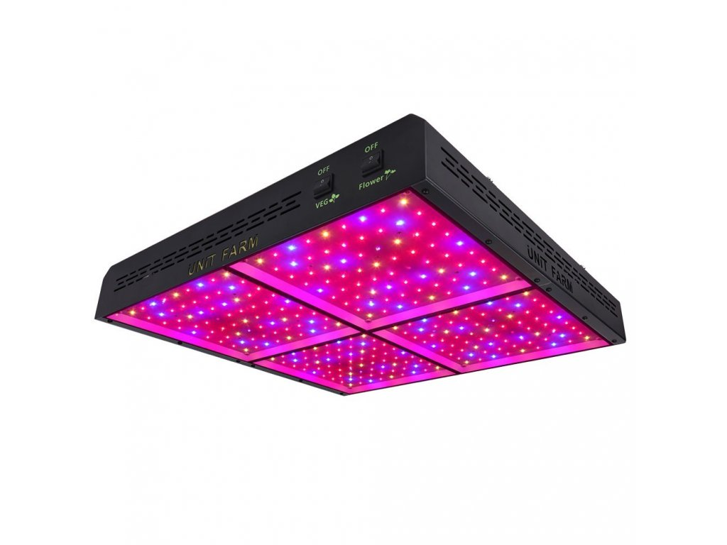 led grow unit farm