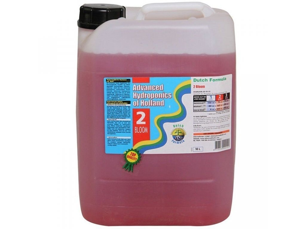 AH Dutch Formula Bloom, 5L