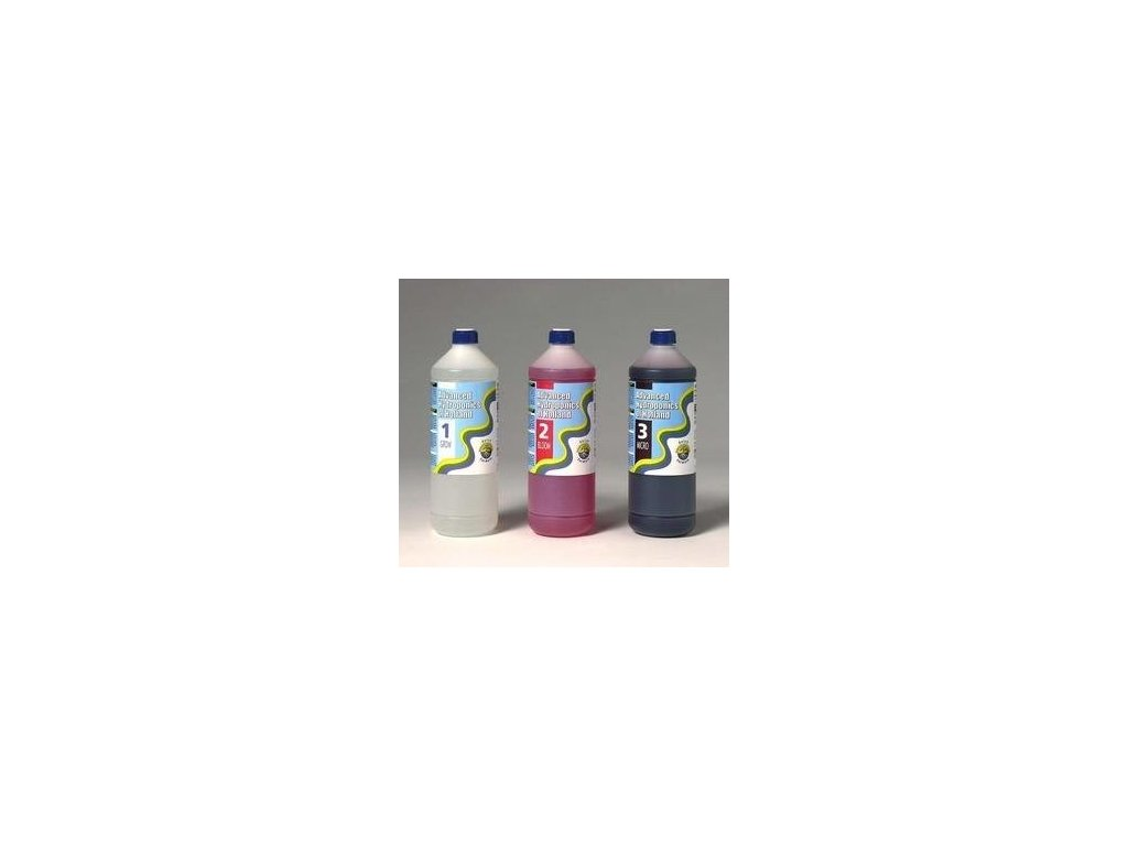 Set AH Dutch Formula Grow-Bloom-Micro, 1L