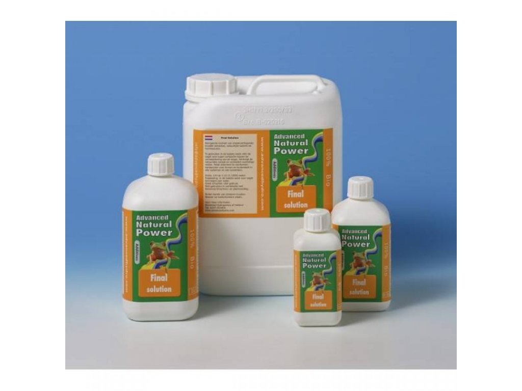 AH Final Solution Advanced Natural Power, 1L