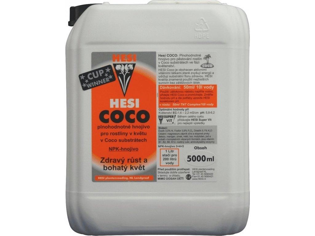 Hesi Coco, 5L