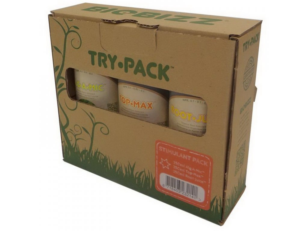 BioBizz Stimulant Try Pack b2