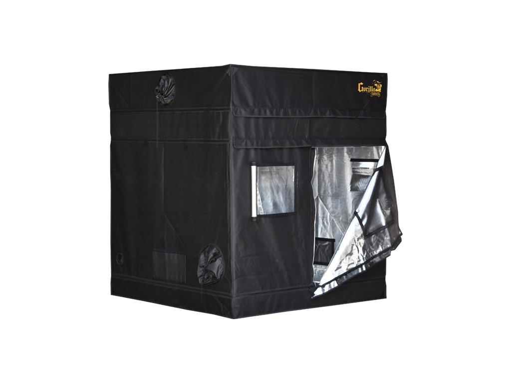 Gorilla Shorty Indoor Grow Tent 152x152x150 173 Ledgrowshop