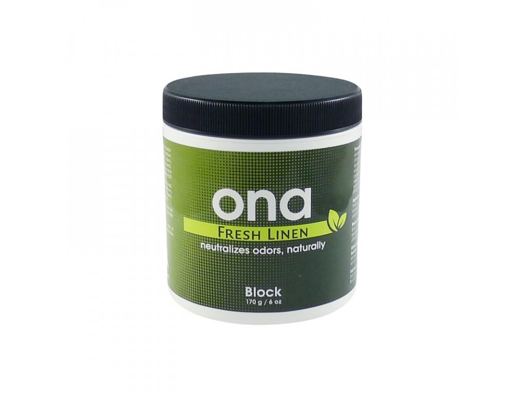 Ona Block 170g - Fresh Linen