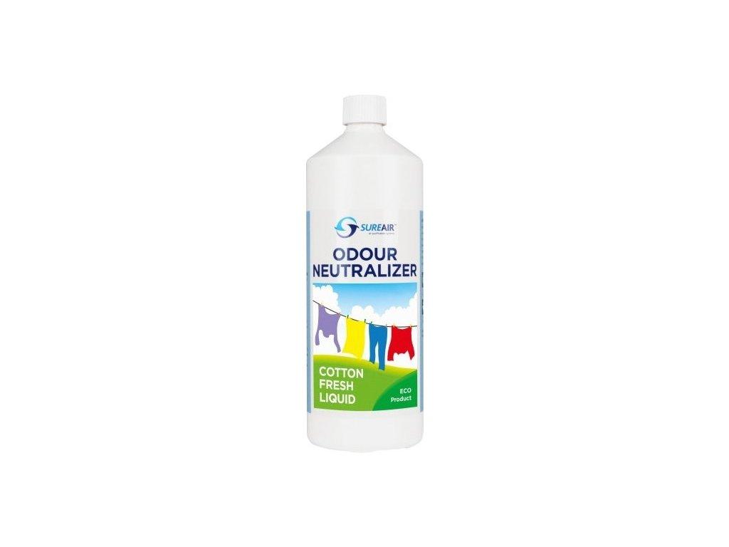 Sure air Liquid 1l Cotton fresh