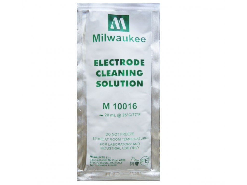 Milwaukee cleaning solution 20ml.