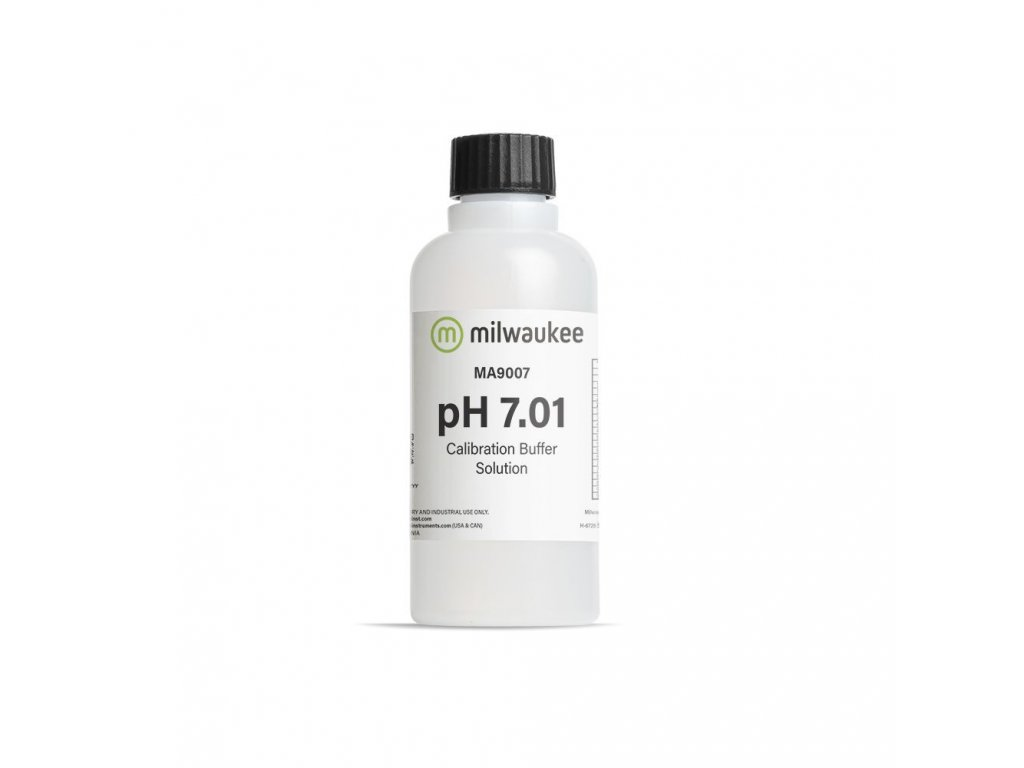 Milwaukee Calibration Solution pH 7.01 230ml
