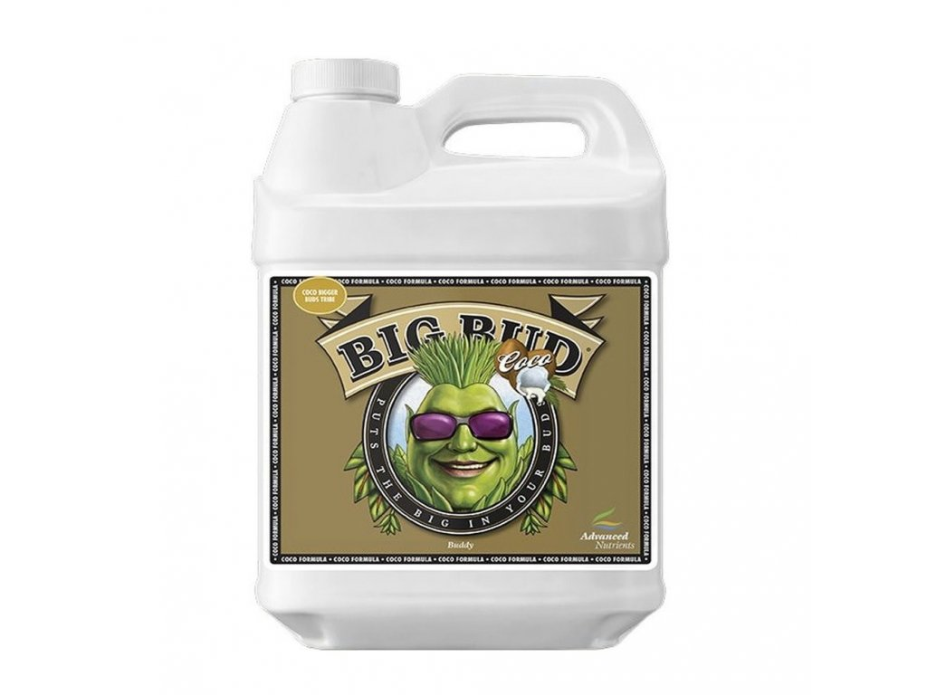 AN - Big Bud Coco Liquid