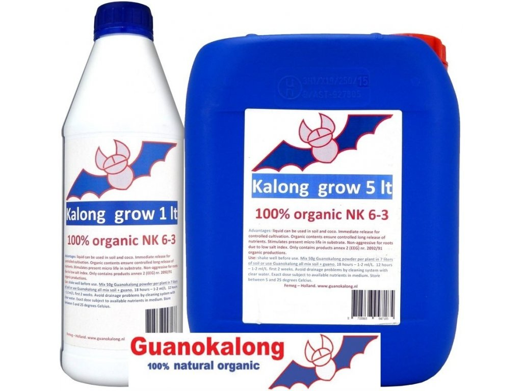 Kalong Grow organic 1 l