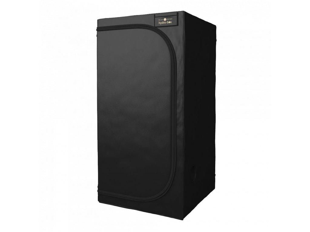 12524 2 black orchid hydro box 80x80x160cm tent