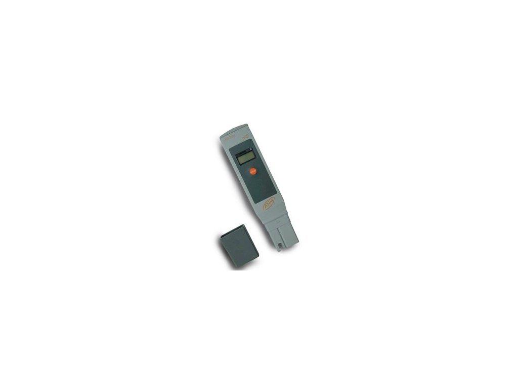 ADWA EC Tester přesnost 2% automatická kompenzace teploty