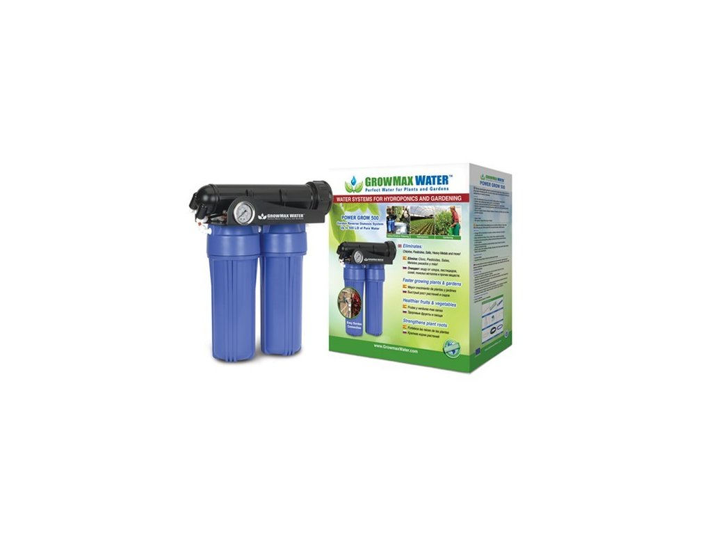POWER Grow Reverse Osmotic Unit, 500L / day