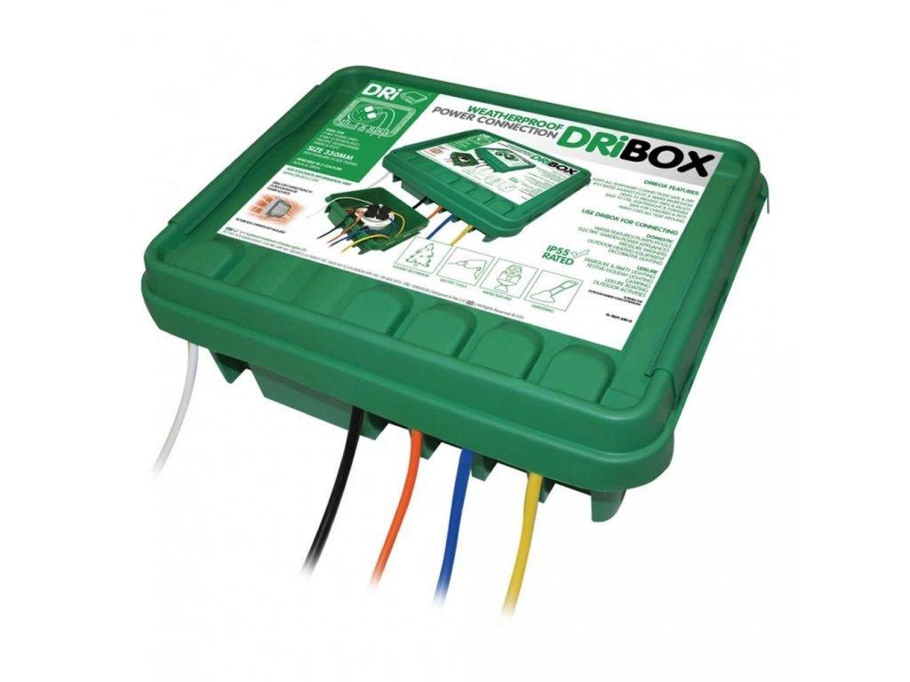 Dri box cable protector