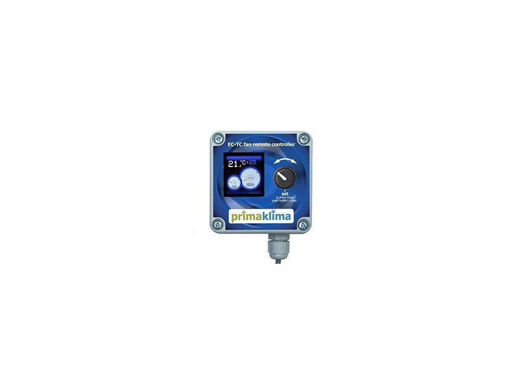 Prima Klima Digital temperature controller, max min speed