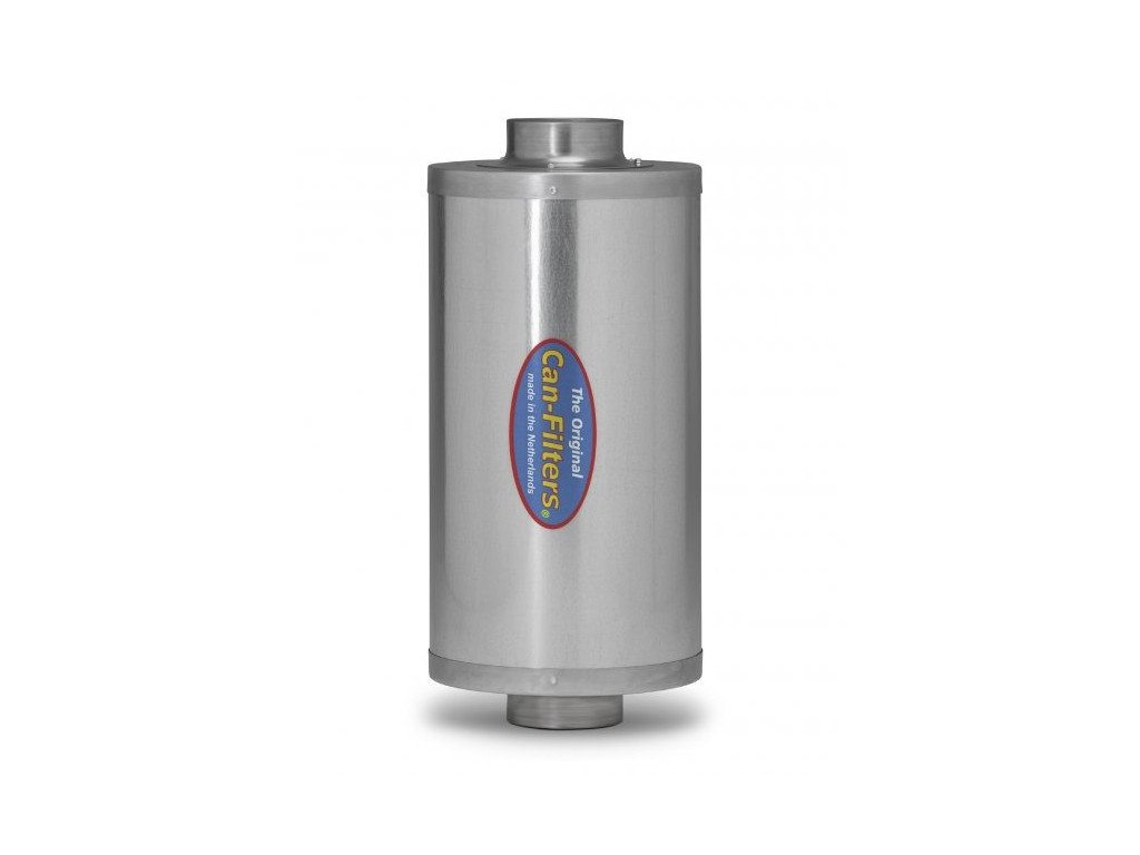 CAN Silencer 45 cm / O30cm / flange 125 mm