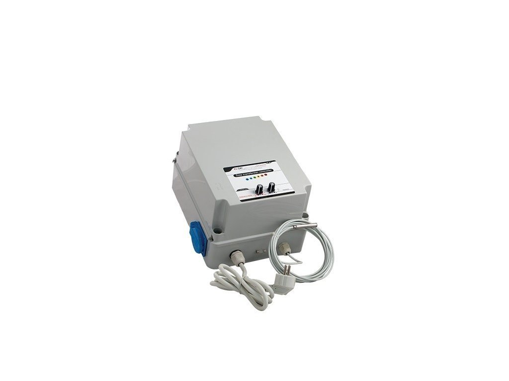 GSE Step transformer 2A temperature hysteresis for 1 fan