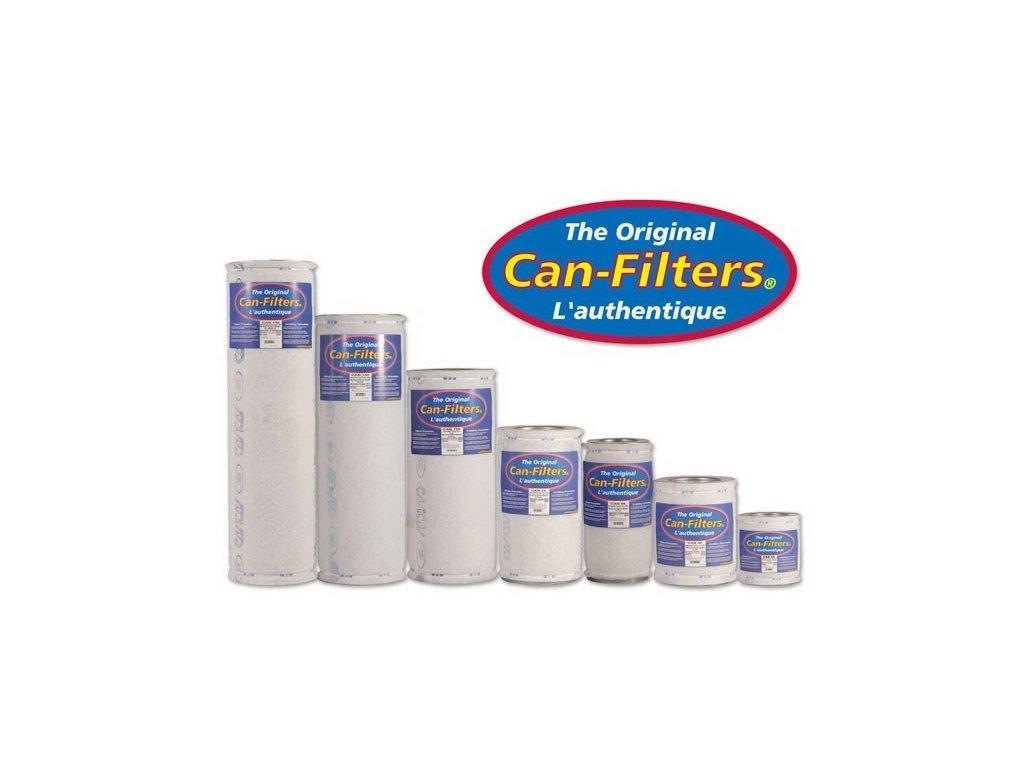 Filter CAN-Original 1400-1600m3/h, flange 250mm