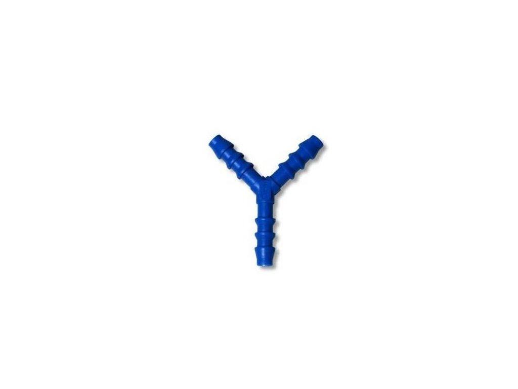 Y blue 6mm