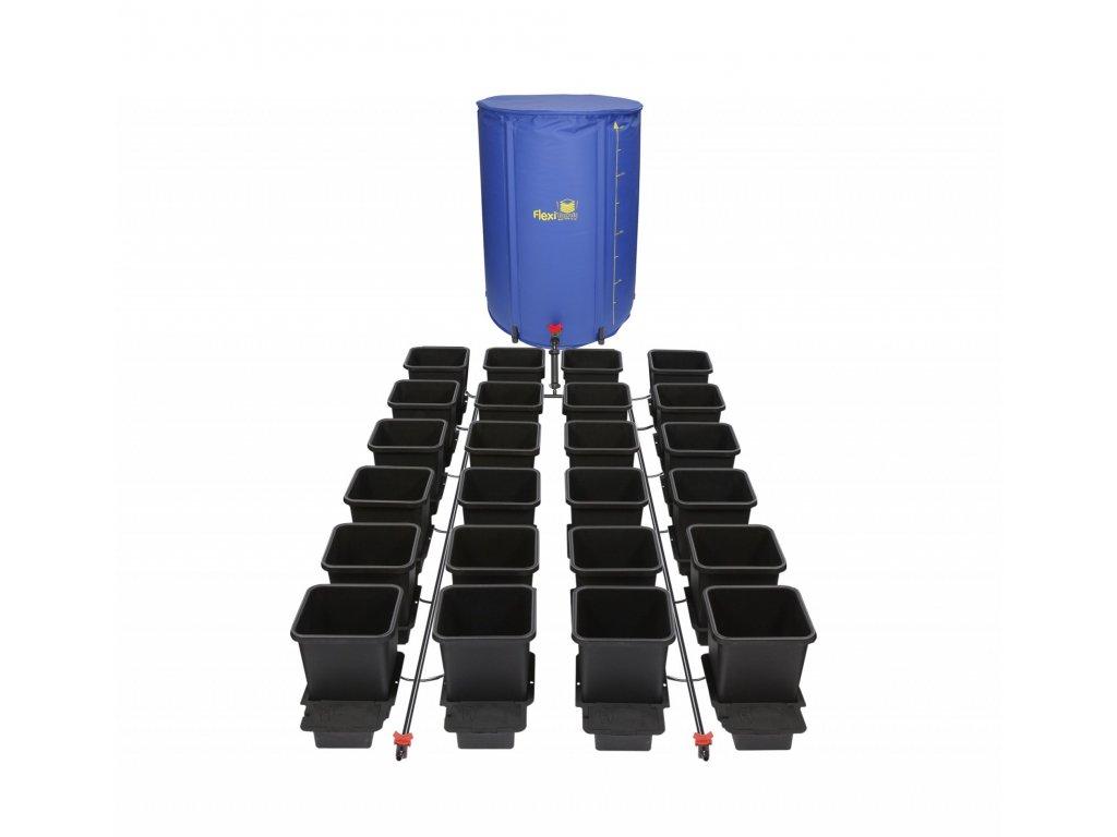 24Pot System with 400L FlexiTank