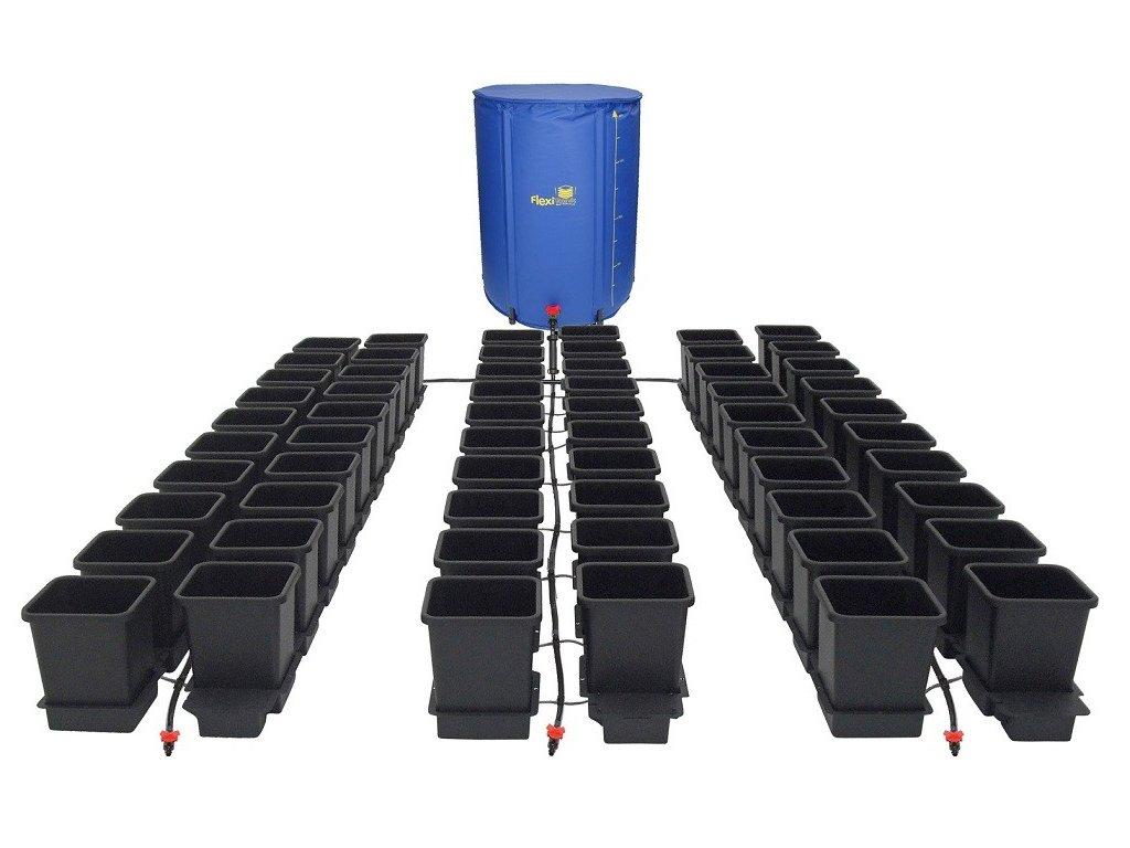 60Pot System with 400L FlexiTank